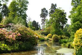 Photograph of Leonardslee Gardens, image links to Leonardslee Gardens website