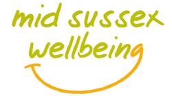 Mid Sussex Wellbeing logo