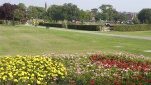 Photograph of St Johns Park, Burgess Hill