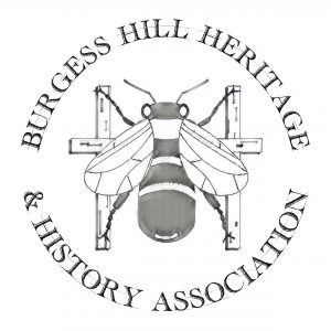 Burgess Hill Heritage and History Association logo