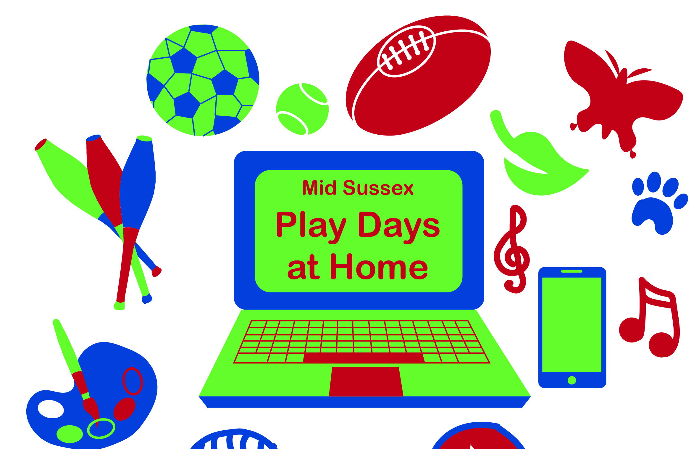 Play Days at Home