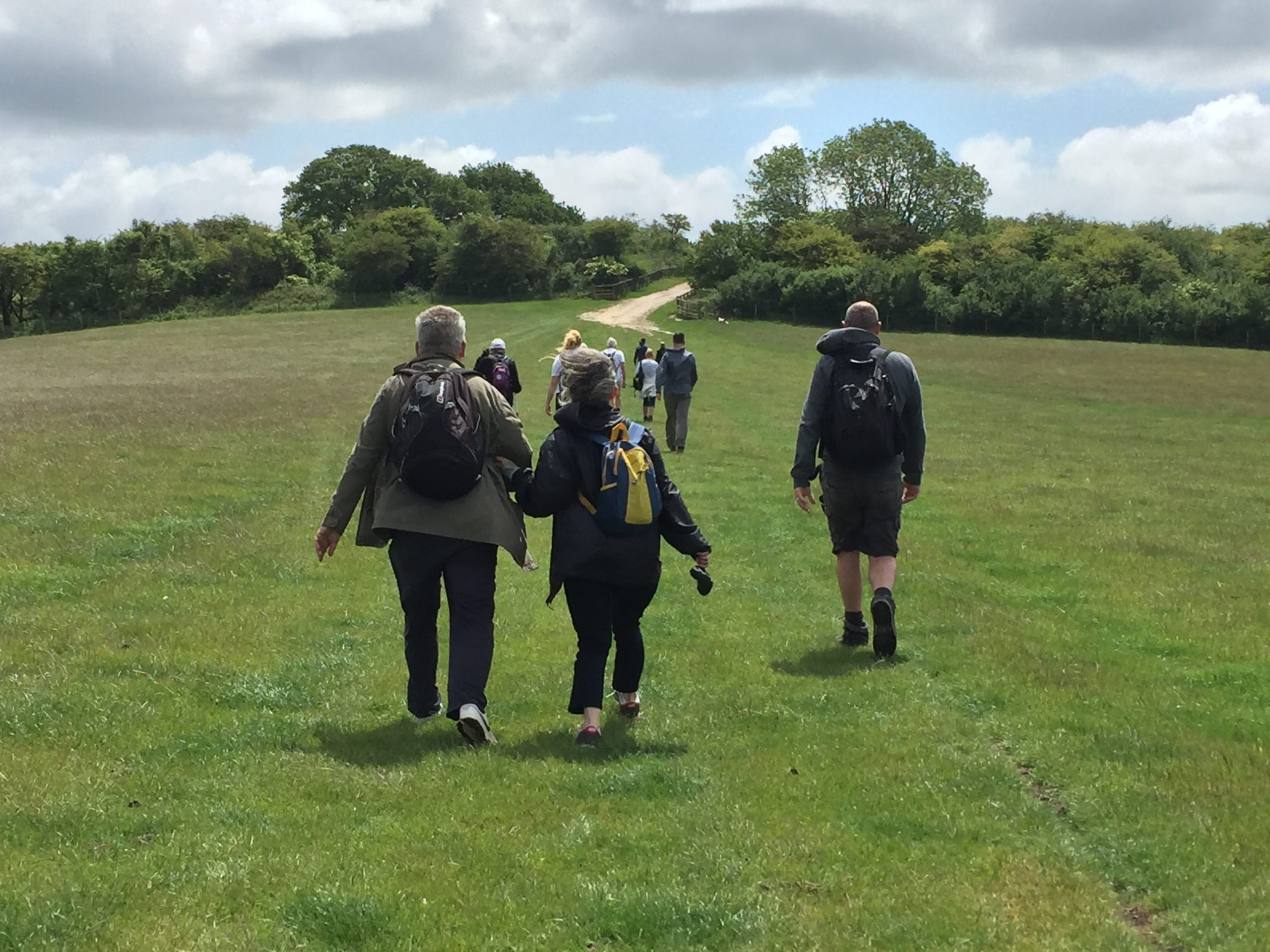 4Sight Vision Support Wellbeing Walk