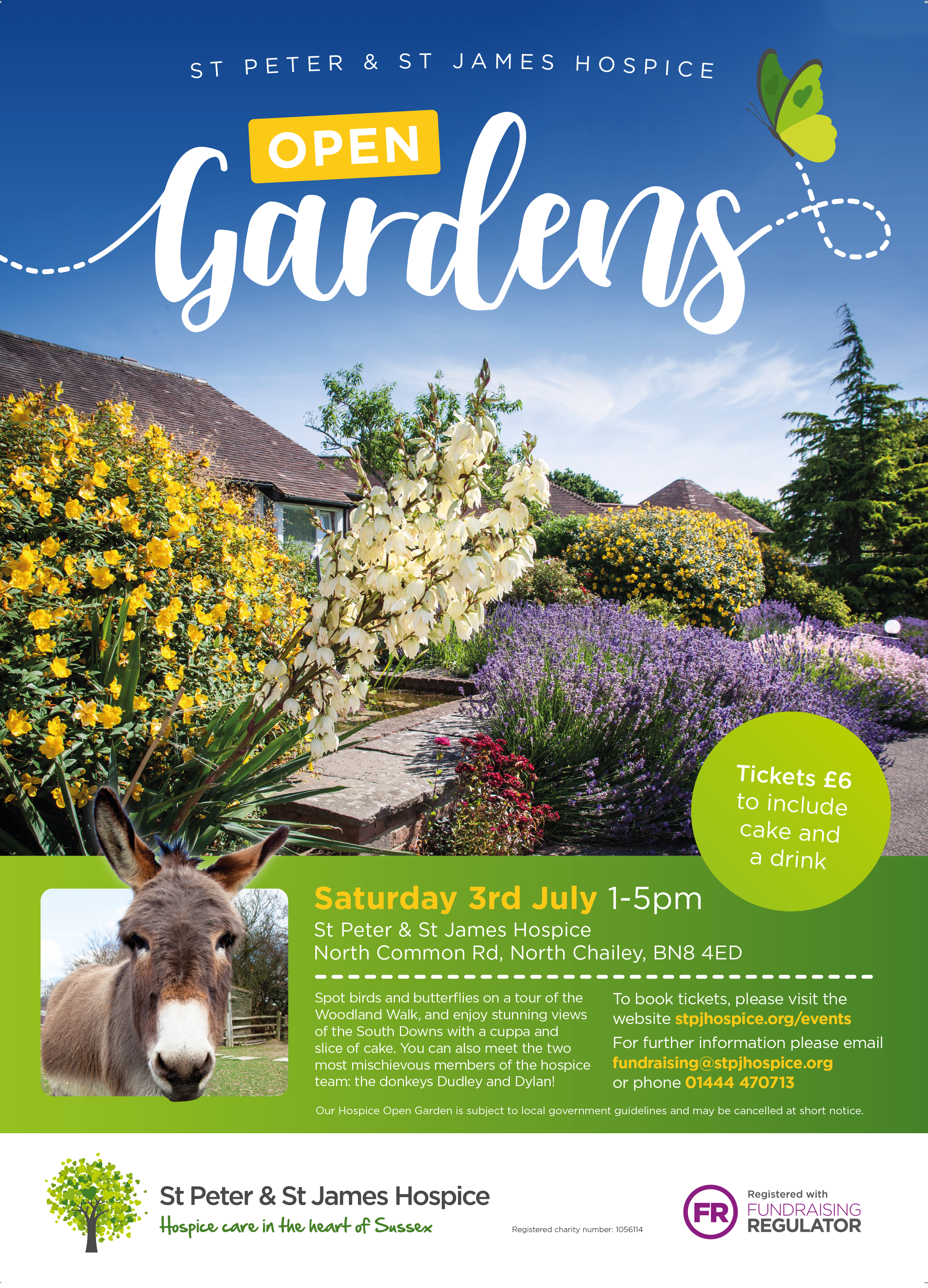 St Peter and St James Open Gardens