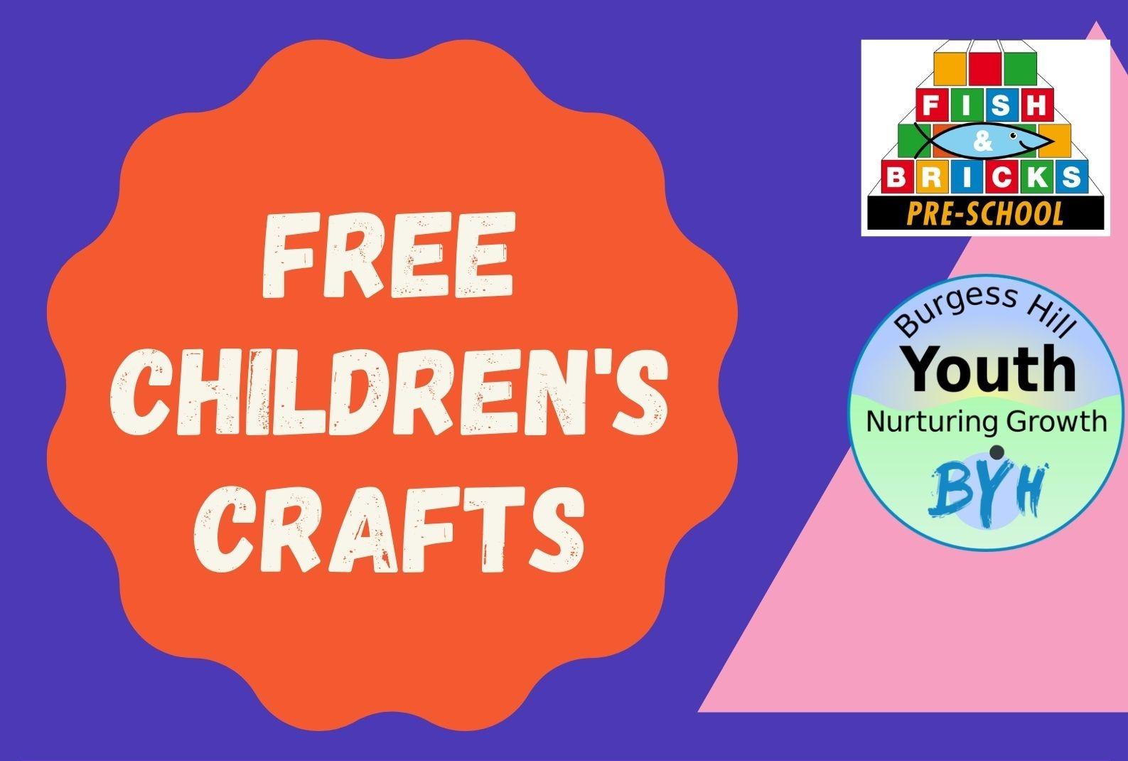 Free Children's Crafts